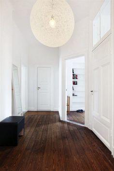 Love the wooden floor