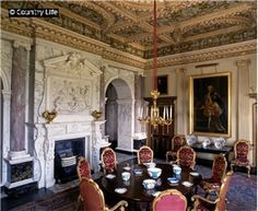 Photos of Brentford, Middx. UK | ... style dining room in the Syon House Brentford, Middlesex, England