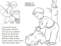 Here are a few Fall poems I have found on the net (unfortunately the authors are unknown).They are ideal for teaching kids so I quickly turn. Harvest Poems, Poems For Middle School, Fall Poems, Rhyming Poems, Poetry For Kids, Kids Poems, 2nd Grade Reading, Autumn Activities, Teaching Kids