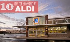 If you have never shopped at Aldi, you may not realized what a great way resource it is to help you save!  Take a look at these TEN Must Know Tips before you head out to shop!!!