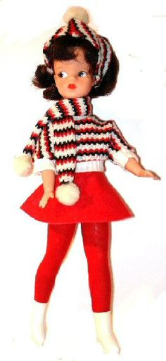 1960's  Sindy Doll