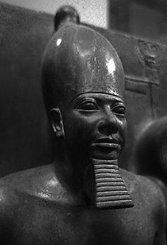 An ancient Black Egyptian