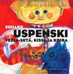 Uncle Fjodor, the dog and the cat is an excellent childrens' book by the Russian writer Eduard Uspenski. It is about a little boy that runs away from home and settles down in a village. As a child, I used to listen to this book on a C-cassette, read by the legendary Finnish actor Tarmo Manni. I still know some parts of it by heart. Worth reading for both adults and children.