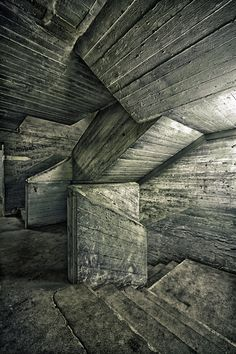 German bunker at Normandy  http://www.auferstandenausruinen.de/hdr-fotos/