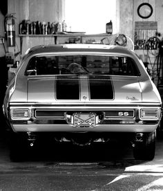 1970 Chevelle SS, Okay, you caught me with one of my first loves....but isn't it sweet? #chevroletchevelle