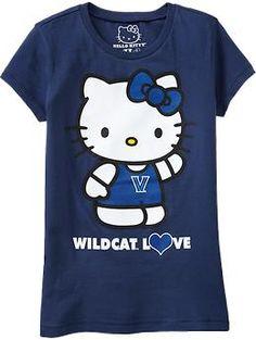 Not a Villanova fan but LOVE Hello Kitty!