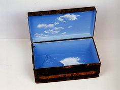 "Geoffrey Hendricks, ""Sky-Box,"" [date?]. Fluxus Art Movement (1960s-70]."