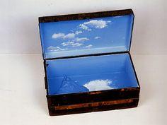 "Geoffrey Hendricks, ""Sky-Box,"" [date?]. Fluxus Art Movement (1960s-70]."