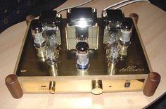 6L6-Amp von Wolfgang Pietruska