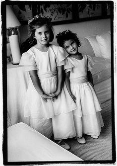 *ROSE & TATIANA ~ Caroline and Edwin Schlossberg's girls