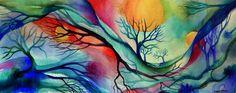 three suns - zzen #ART #NATURE