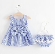 SHL Baby Girl Toddler Plaid Print Backless Princess Dress+Dot Flower Bag Clothes Set
