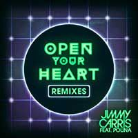 Jimmy Carris Feat. Polina – Open Your Heart