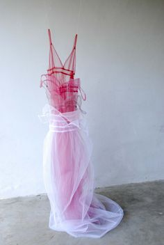 camisones de tul (2011) by Claudia Casarino