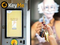 Save a copy of your key and skip the locksmith!  Start by going to any kiosk (or download the free app) and have the machine scan your key. It will store, at no charge, a digital blueprint that can be accessed only using your fingerprint.
