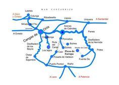 Primer día-Arriondas, Cangas y Santuario Covadonga -Diarios de Viajes de España- Bakaluty - LosViajeros