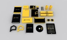 28 exemples remarcables de #branding corporatiu i disseny d'identitat visual. Val la pena fer-hi una ullada!
