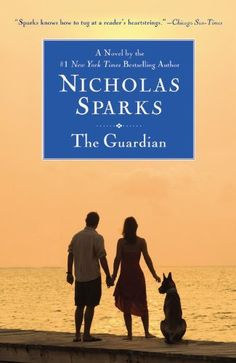 The Guardian by Nicholas Sparks, surprisingly more of a thriller than a love story but a love story none the less.... excellent book!