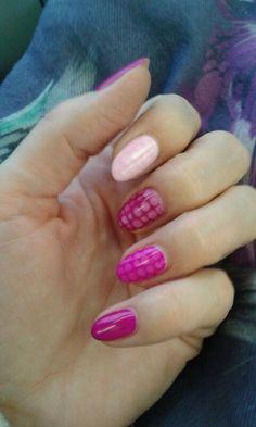 by Monika HR-Studio Hanna Roszkowska Wysokie Mazowieckie Studio, Nails, Beauty, Finger Nails, Ongles, Studios, Beauty Illustration, Nail, Nail Manicure