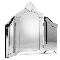 ACHICA | Triple Dressing Table Mirror