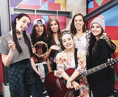 "#Cimorelli performs ""I Got You"" live at Stereotude.-x"