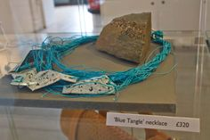 Hannah Duncan jewellery at Mission Gallery Swansea