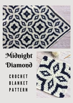 Crochet Granny, Diy Crochet, Crochet Crafts, Crochet Hooks, Crochet Projects, Blanket Crochet, Knit Squares Blanket, Crochet Christmas Blanket, Tunisian Baby Blanket