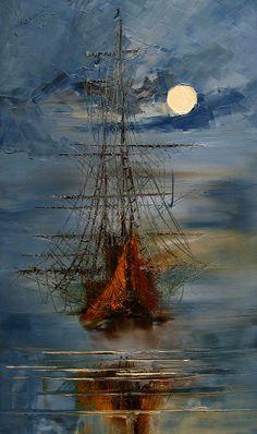 I believe the artist is Justyna Kopania.
