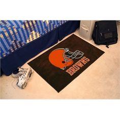 Cleveland Browns Door Mat Rug Doormat