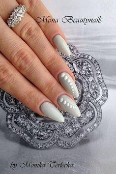 by Monika Terlacka Find more Inspiration at www.indigo-nails.com #nails #nailsart #pastel