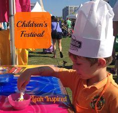 Leah Inspired: Children's Festival!
