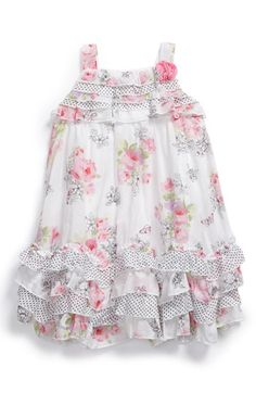 Oh my stars! I wouldn't pay this for a baby dress, but it is one of the sweetest things ever!