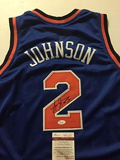 Compare prices on New York Knicks Autographed Jerseys from top sports  memorabilia retailers. Save money when buying signed and autographed jerseys . b2fdf74dd