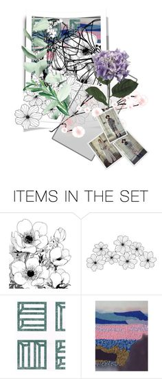 """""""Geen titel #32727"""" by lizmuller ❤ liked on Polyvore featuring art"""