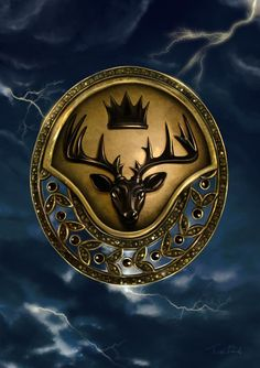 Baratheon Housecard by Thaldir on DeviantArt