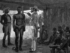 We take a look at how millions of Africans were taken as slaves to the Americas during the transatlantic slave trade era.