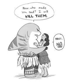 Moana comic from tumbrl 4. Yeeees Moana