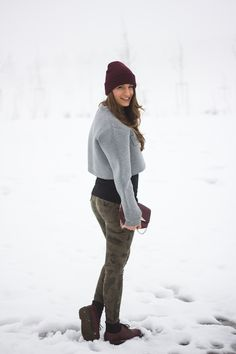 Style and Trouble- Fashion Blogger Parma: Snowy Fog