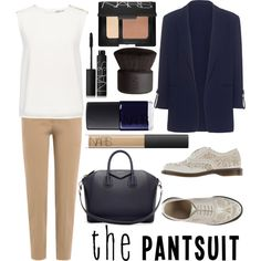Untitled #99 by yulia-bugiera on Polyvore featuring Finders Keepers, Pinko, Brunello Cucinelli, Dr. Martens, Givenchy, NARS Cosmetics and thepantsuit