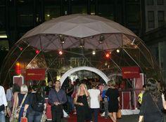Ferrari Store @ Vogue Fashion's Night Out 2012 #ferraristore #ferrari #vogue