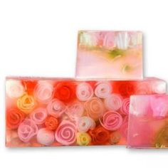 Refan Rose Garden Handmade Soap Natural 1kg - LOVE this, in an insane way.