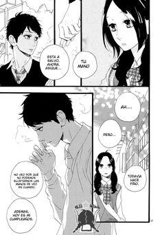 Hirunaka no Ryuusei 35 página 18 - Leer Manga en Español gratis en NineManga.com