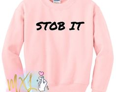 Stob It Crewneck Sweatshirt