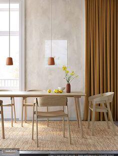 Lựa chọn hàng đầu dành cho bạn là nội thất với chất liệu gỗ, mây, tre. Những chất liệu này có màu sắc nhẹ nhàng và tự nhiên. Ngoài ra chúng còn có rất nhiều ưu điểm khác. Chúng tạo cảm giác ấm áp và mùa đông và mát mẻ vào mùa hè. Ngoài ra những chất liệu này khá quen thuộc và gần gũi với con người. #saokimdecor #kitchen #kitchens #diningroom  #diningrooms#phòngbếp #キッチン#Cozinha #cocina #Küche #cuisine#interior #interiordesign #interiors #apartment #apartments #chungcư #インテリア#interieur…