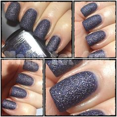 Nails for fun...: P2 Sand style 050 Confidential