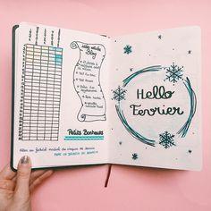 Je lance mon Bullet journal et je vous explique pas à pas en espérant vous donner envie de vous lancer ! ⭐️