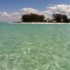 Paradise!! Bean Point in anna maria island florida. www.annamariaislandhomerental.com