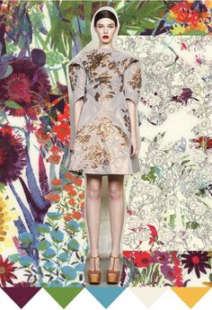 TRENDS // PATTERN PEOPLE - FLORAL CRUSHES