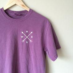 Compass Berry T-Shirt (Unisex)