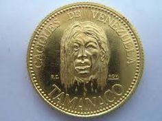 ..imagenes indiguenas en la moneda.TAMANACO